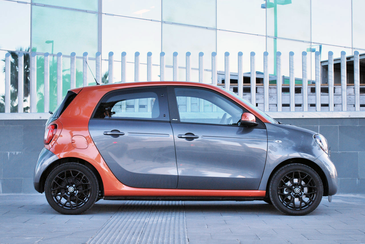 Smart For Four oder Fiat 500