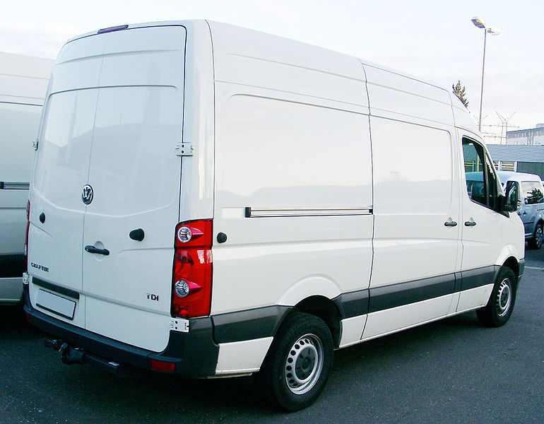 Vw Crafter Lang
